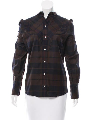Dolce & Gabbana Virgin Wool Top w/ Tags None