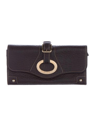 Dolce & Gabbana Textured Leather Wallet None