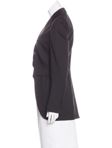 Double-Breasted Tuxedo Jacket