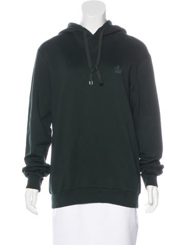Dolce & Gabbana Hooded Knit Sweatshirt None