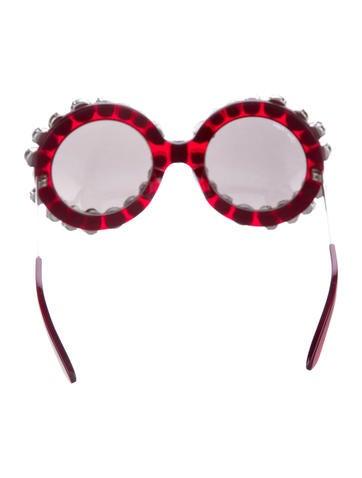 Spring 2016 Embellished Sunglasses