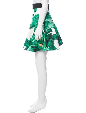 Banana Leaf Skirt 16