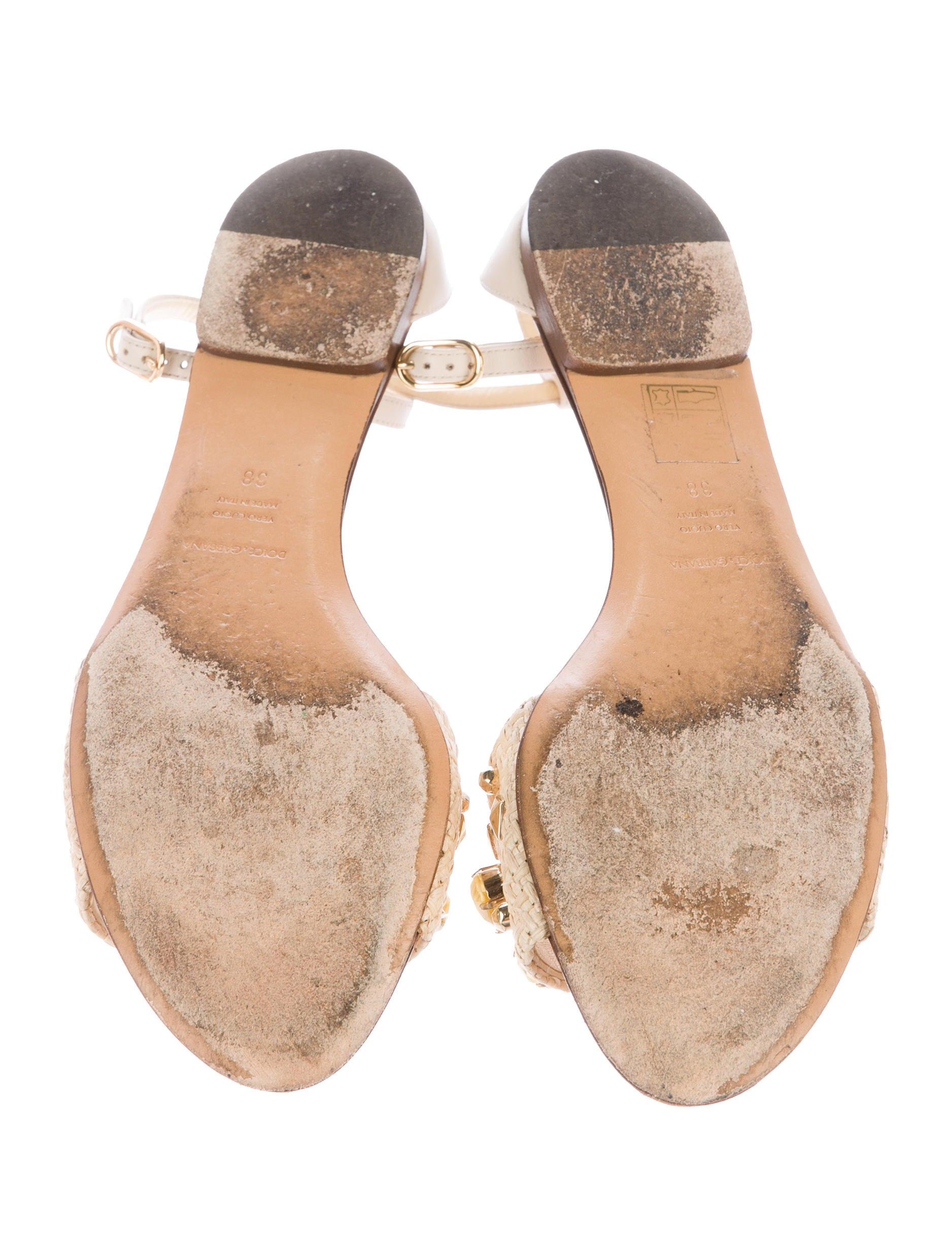 Dolce And Gabbana Sandals 28 Images Dolce Gabbana