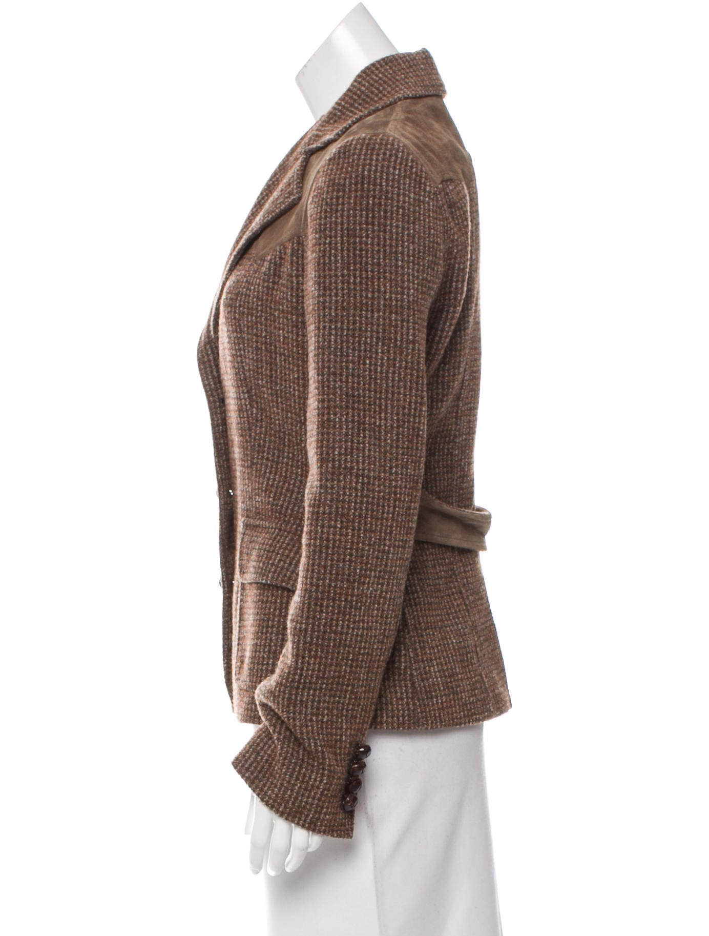Find woman's tweed wool blazer at ShopStyle. Shop the latest collection of woman's tweed wool blazer from the most popular stores - all in one place.