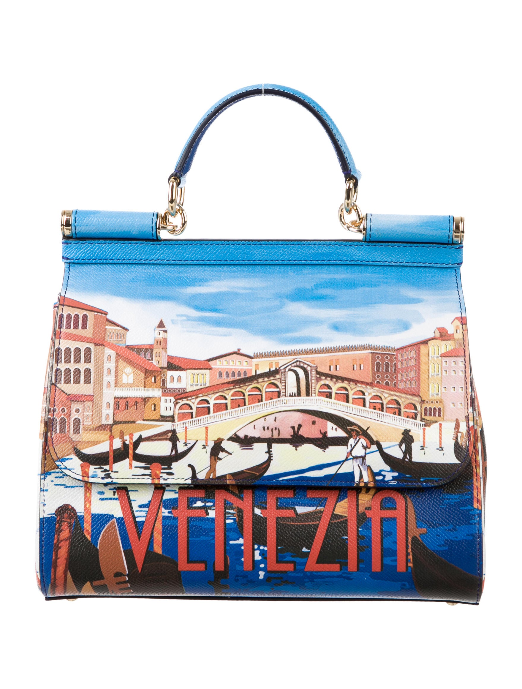 ... online store 7b664 0d5aa Dolce Gabbana 2016 Miss Sicily Venezia Bag -  Handbags - DAG80056 The ... 0b830cb8dcbe2