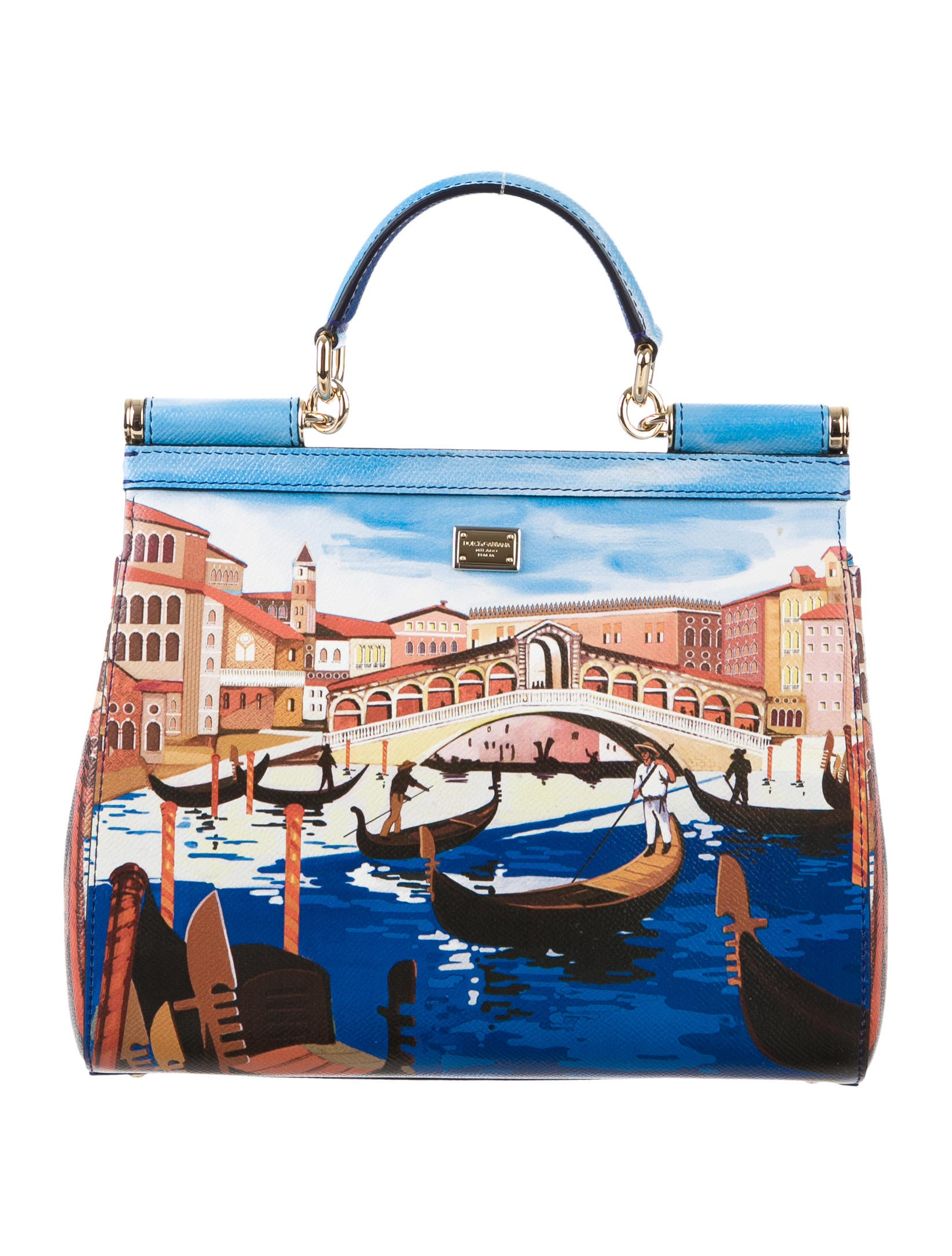 Dolce Amp Gabbana 2016 Miss Sicily Venezia Bag Handbags