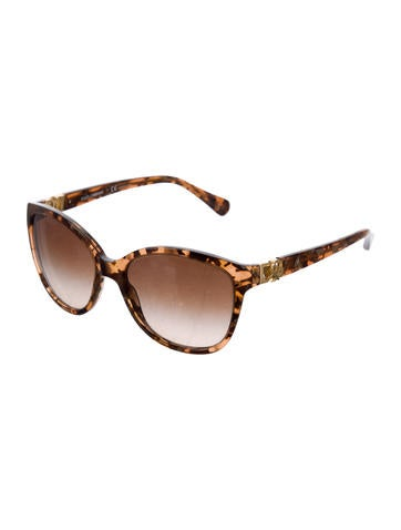 Dolce And Gabbana Gold Frame Sunglasses : Dolce & Gabbana Square Frame Sunglasses - Accessories ...
