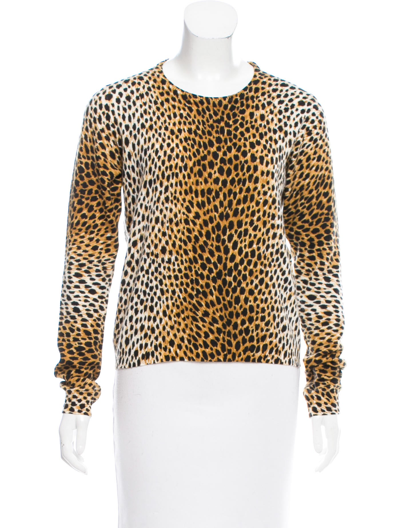 Find cheetah sweater at ShopStyle. Shop the latest collection of cheetah sweater from the most popular stores - all in one place.