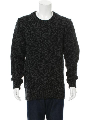 Dolce & Gabbana Cashmere Rib Knit Sweater w/ Tags None