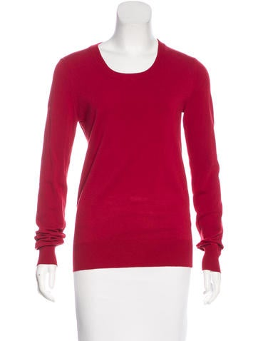 Dolce & Gabbana Long Sleeve Knit Sweater None