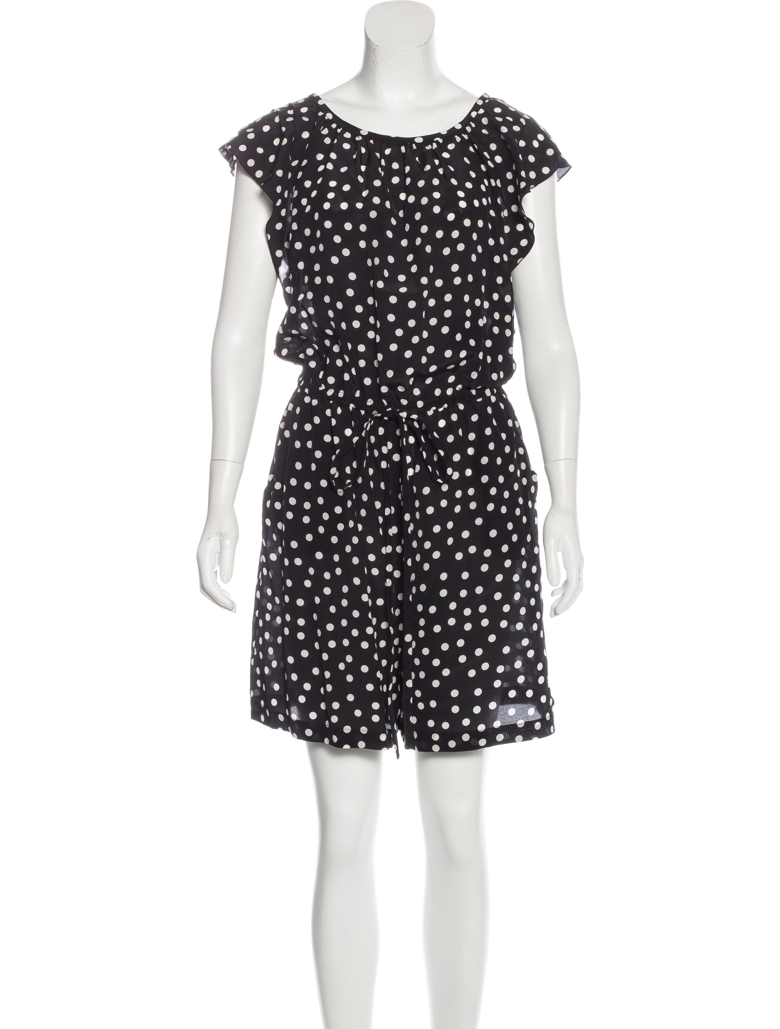 Dolce u0026 Gabbana Polka Dot Printed Romper w/ Tags - Clothing - DAG84116 | The RealReal