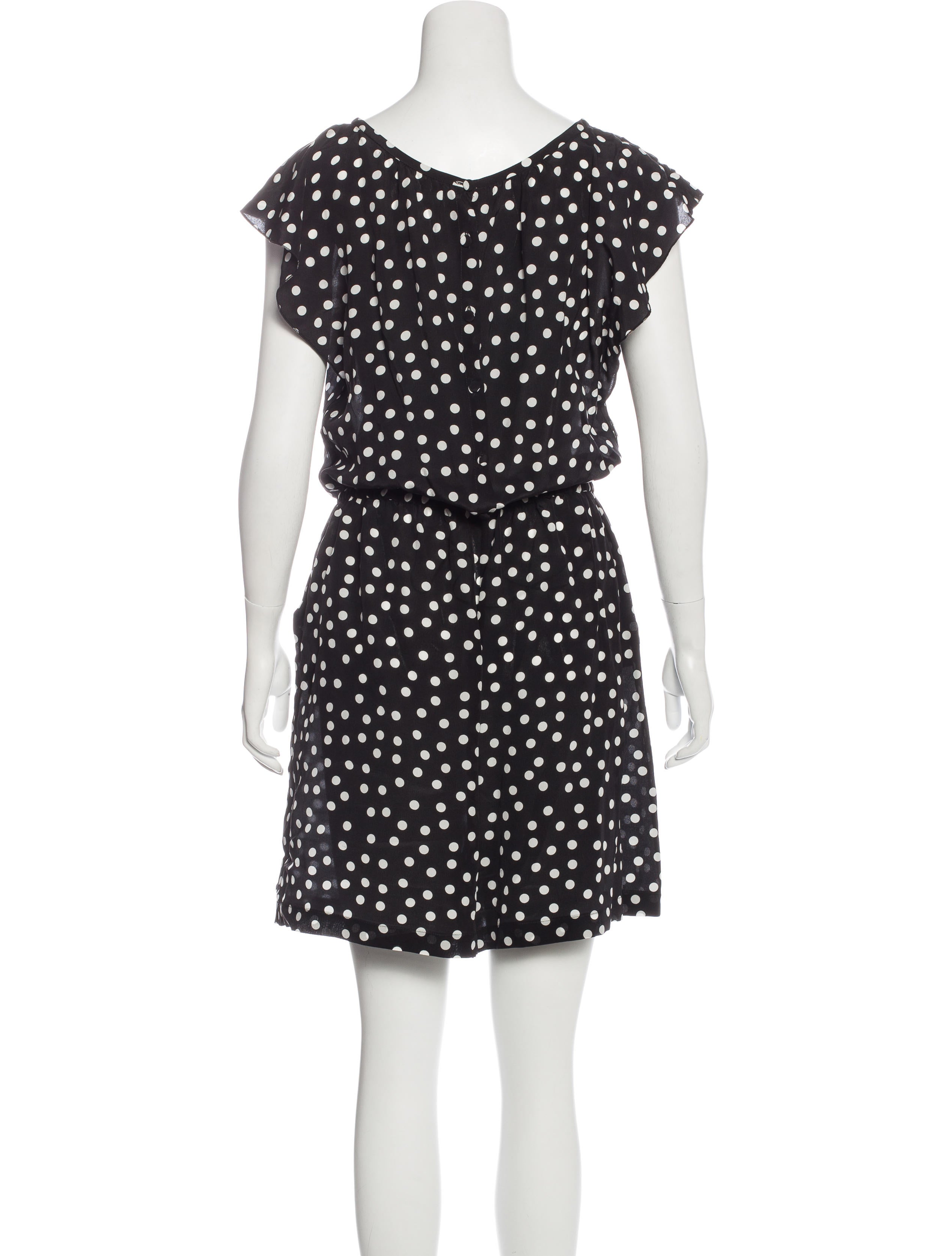 Polka Dot Romper Outfit