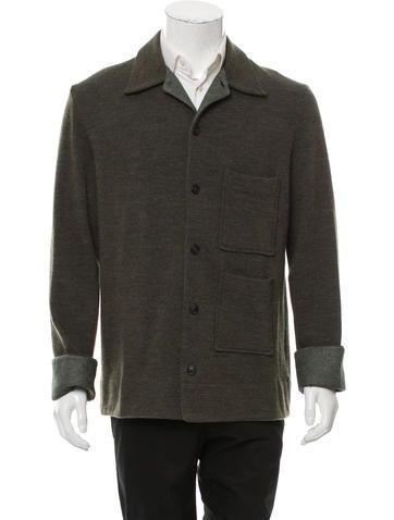Dolce & Gabbana Knit Button-Up Jacket None