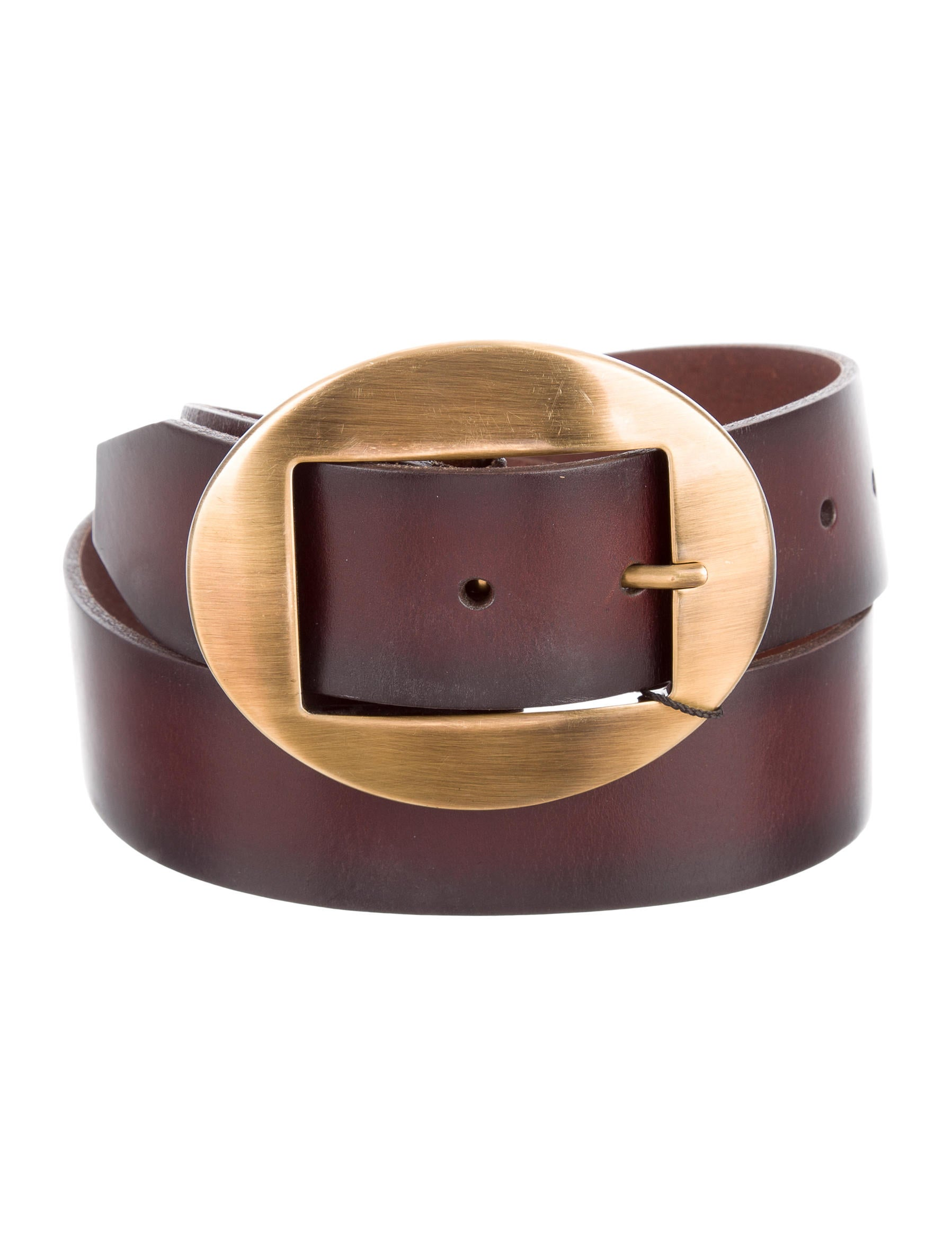 dolce gabbana leather buckle belt accessories