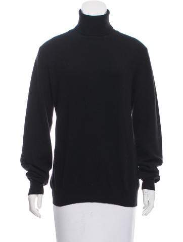Dolce & Gabbana Cashmere Turtleneck Sweater None