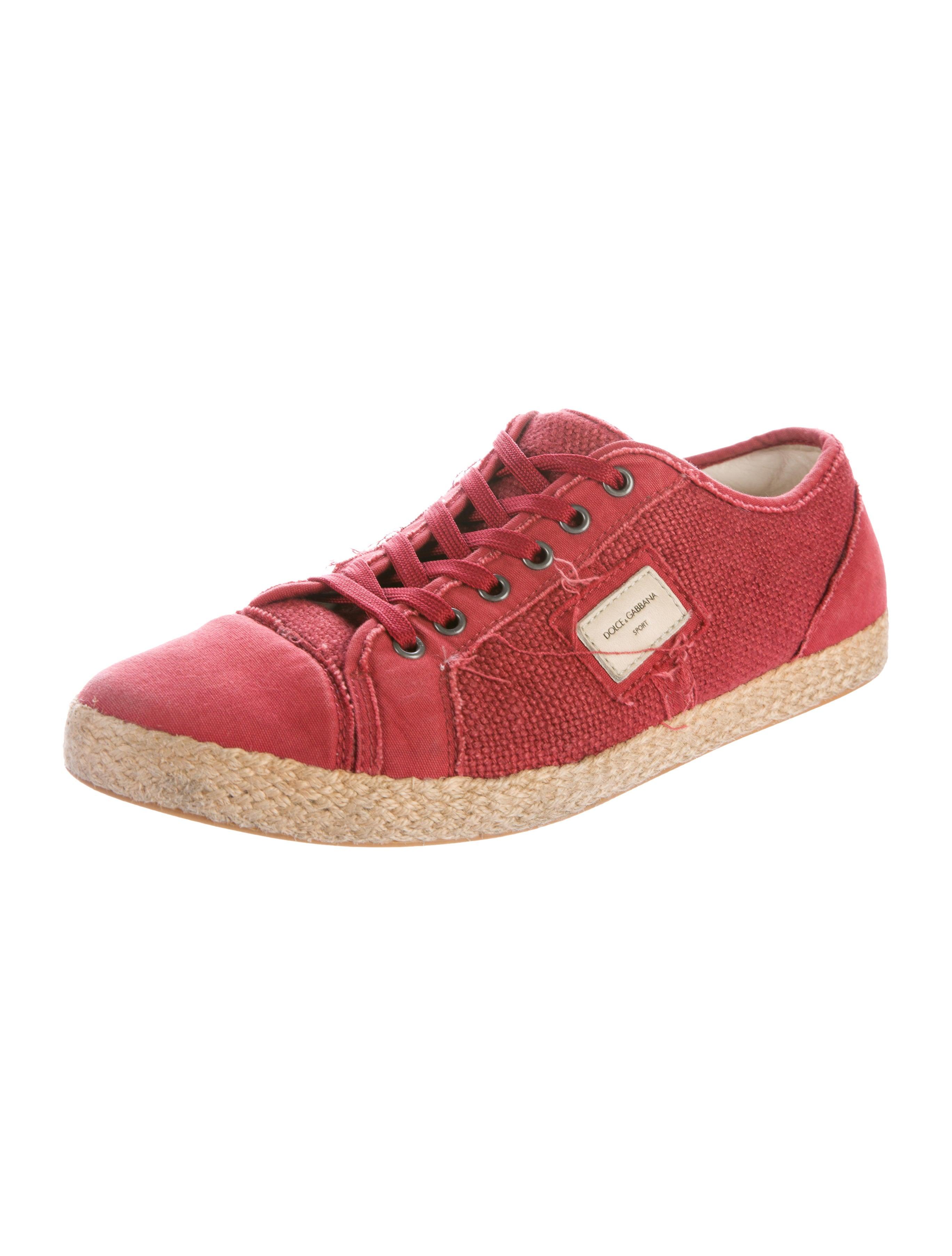 dolce gabbana sport espadrilles sneakers shoes