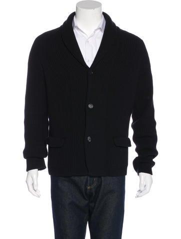 Dolce & Gabbana Rib Knit Cardigan w/ Tags None