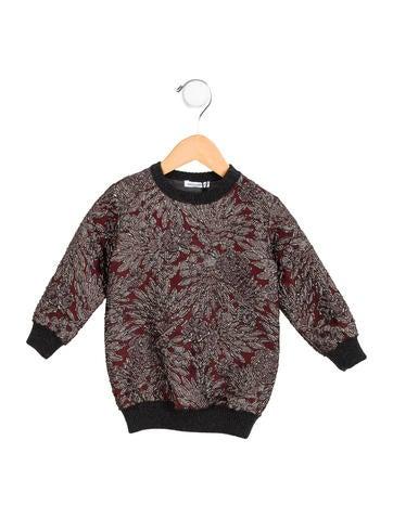 Dolce & Gabbana Girls' Brocade Dress w/ Tags None