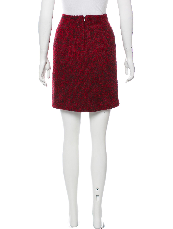 Belted Mini Skirt 103