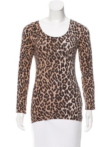 Dolce & Gabbana Printed Top None