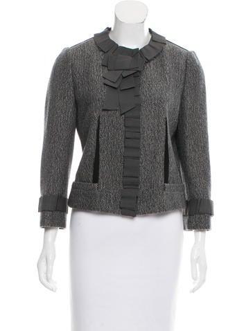 Dolce & Gabbana Cashmere Evening Jacket None