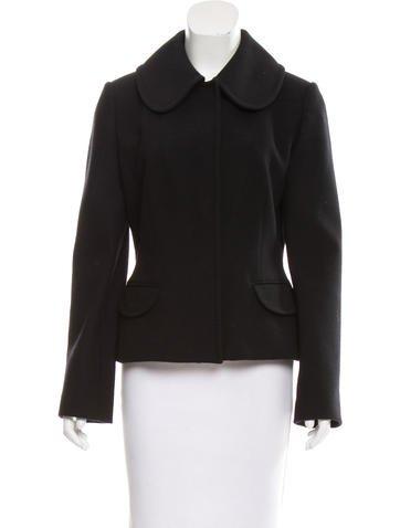 Dolce & Gabbana Wool Coat None