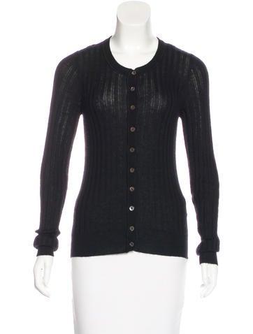 Dolce & Gabbana Cashmere & Silk-Blend Cardigan None