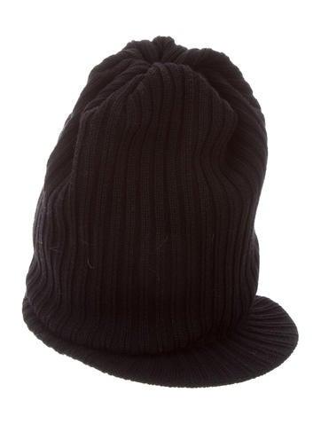 Dolce & Gabbana Knit Wool Hat None