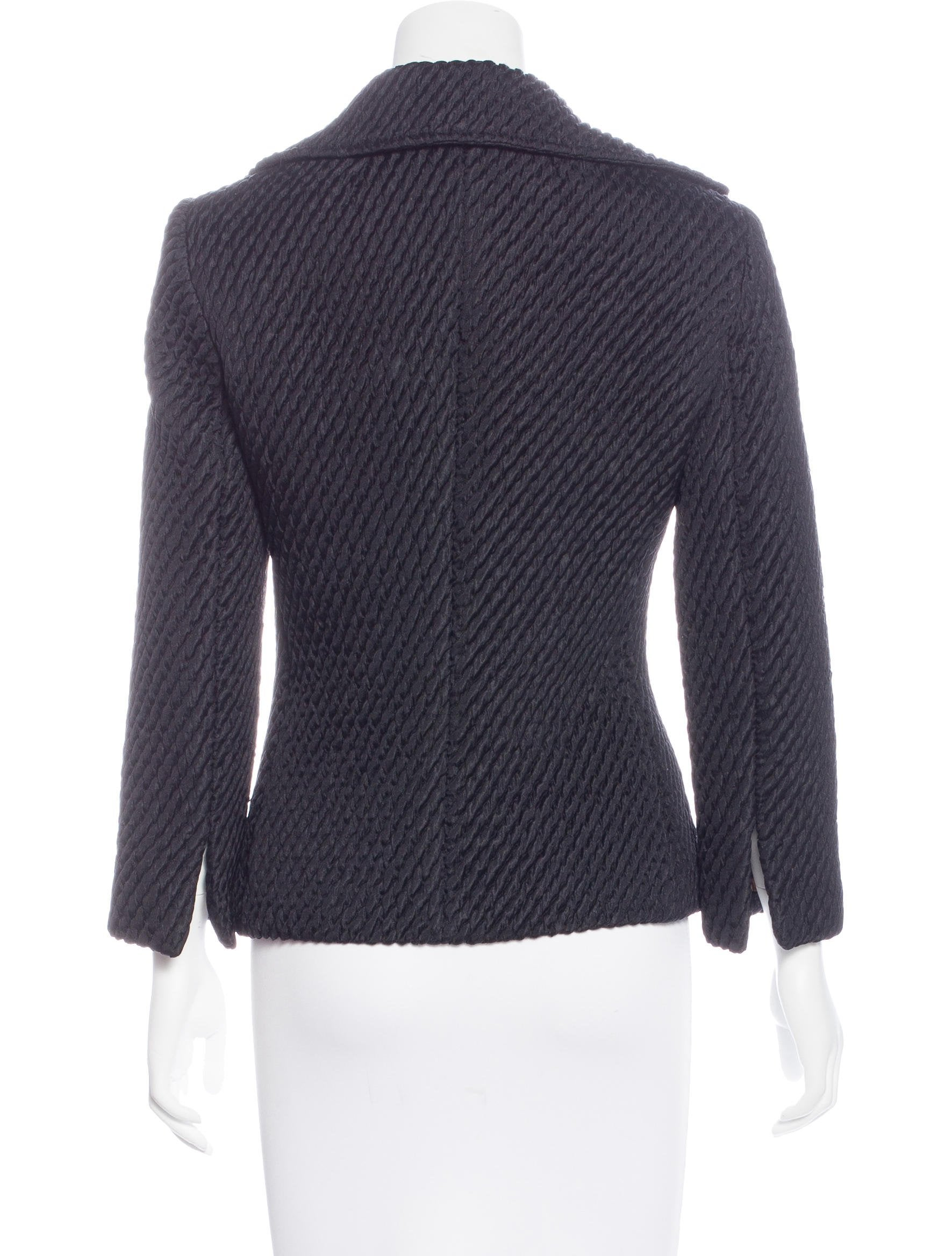 Dolce Gabbana Wool Quilted Jacket Clothing Dag93737