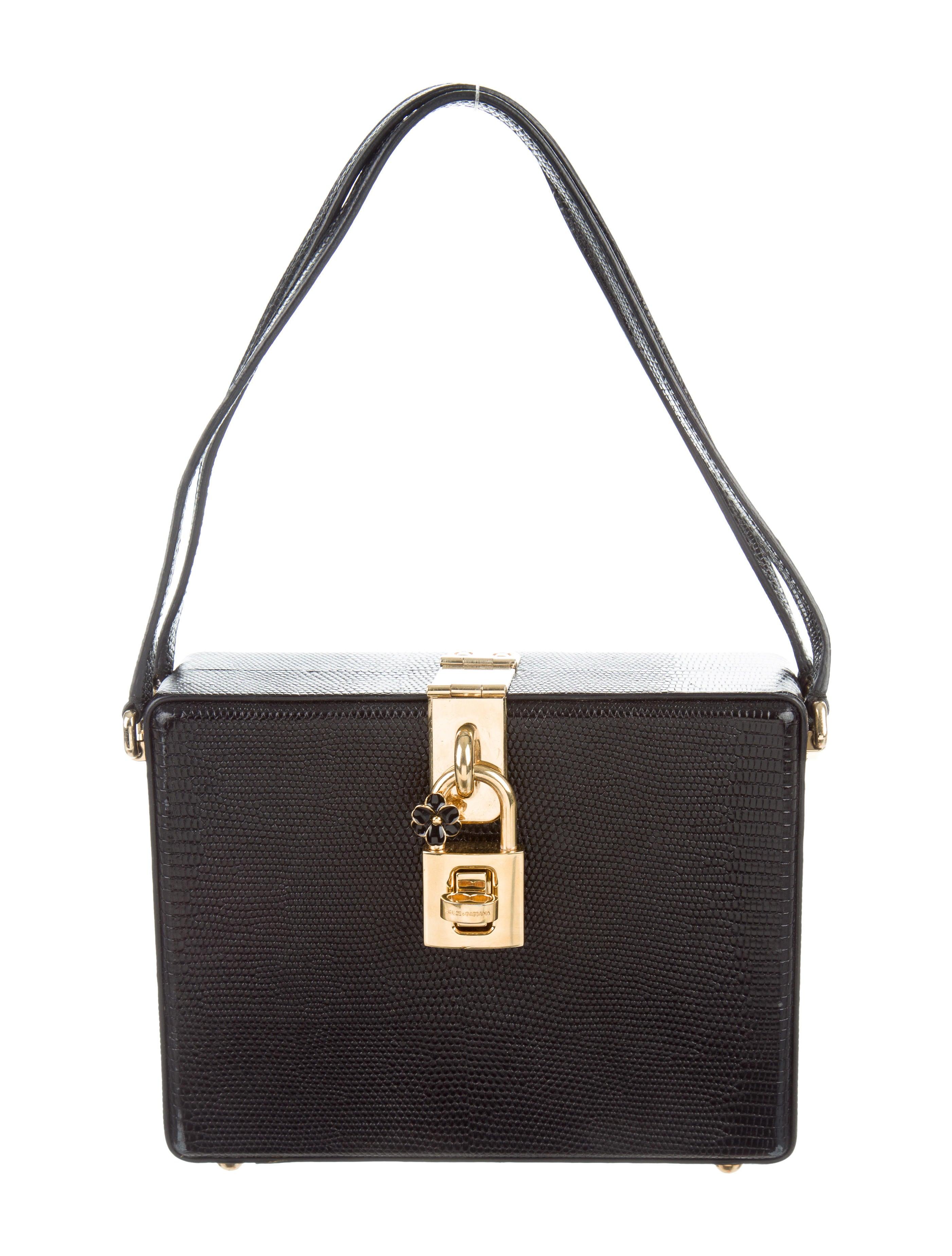 Embossed Box Dolce Gabbana Bag amp  wPax1Xq for forced.crystalreza.com e017e9969e