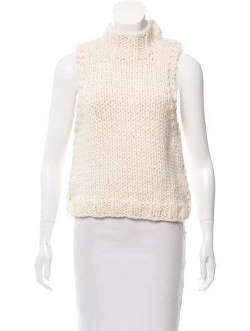 Dolce & Gabbana Wool-Blend Top None