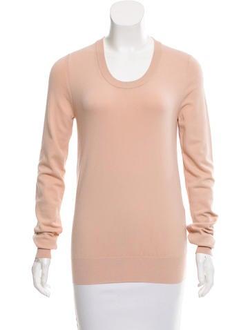 Dolce & Gabbana Knit Long Sleeve Top None