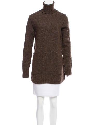 Dolce & Gabbana Virgin Wool Turtleneck Sweater None
