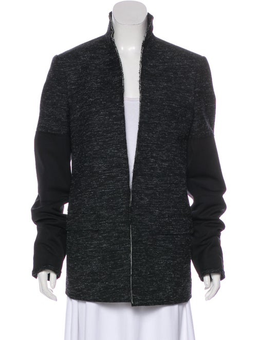Damir Doma Lightweight Short Coat Grey