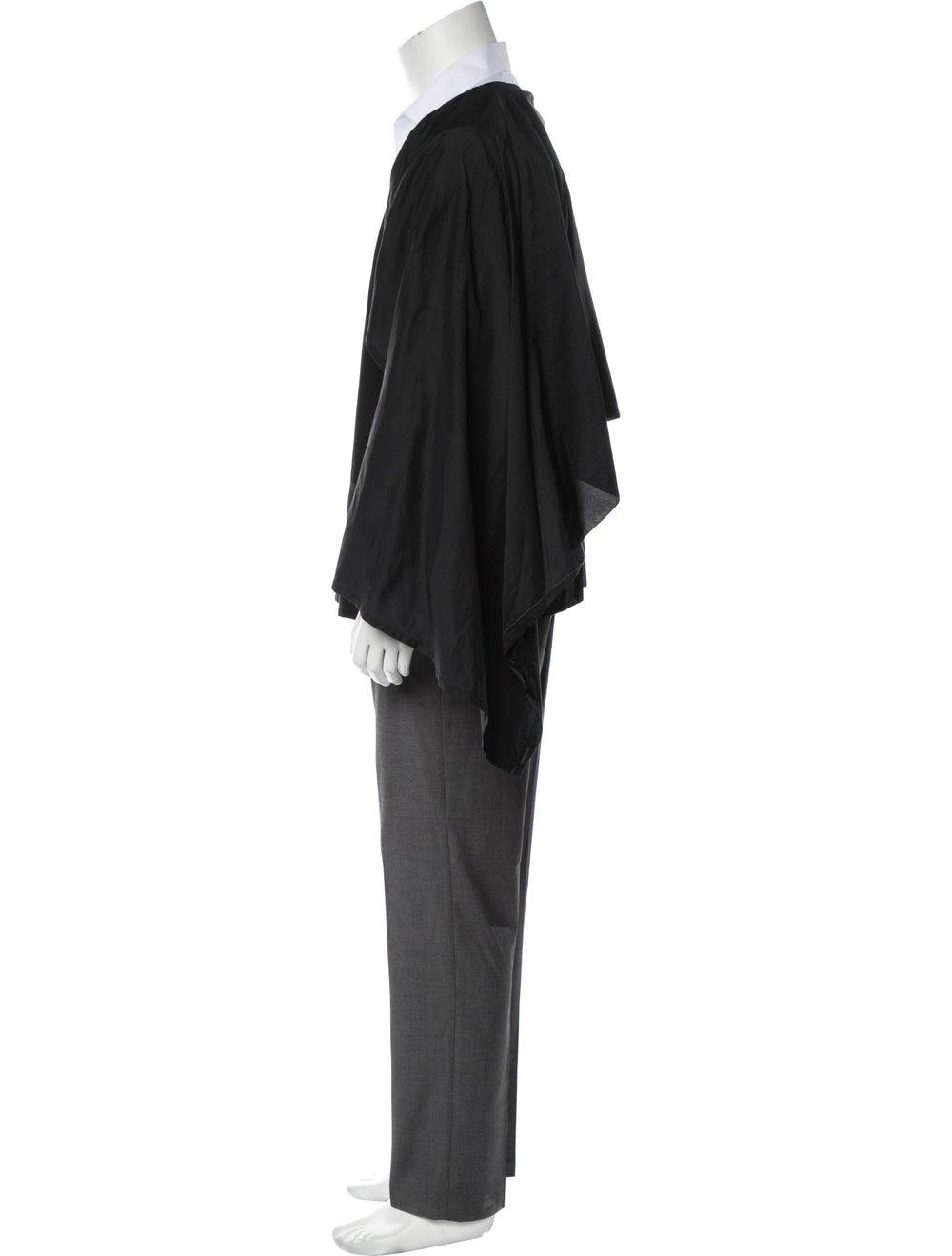 Damir Doma Woven Layered Blazer black - image 2