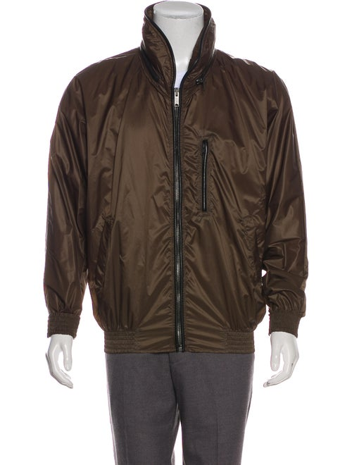 Damir Doma Lightweight Zip Jacket brown