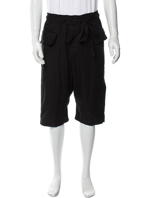 Damir Doma Shorts Black