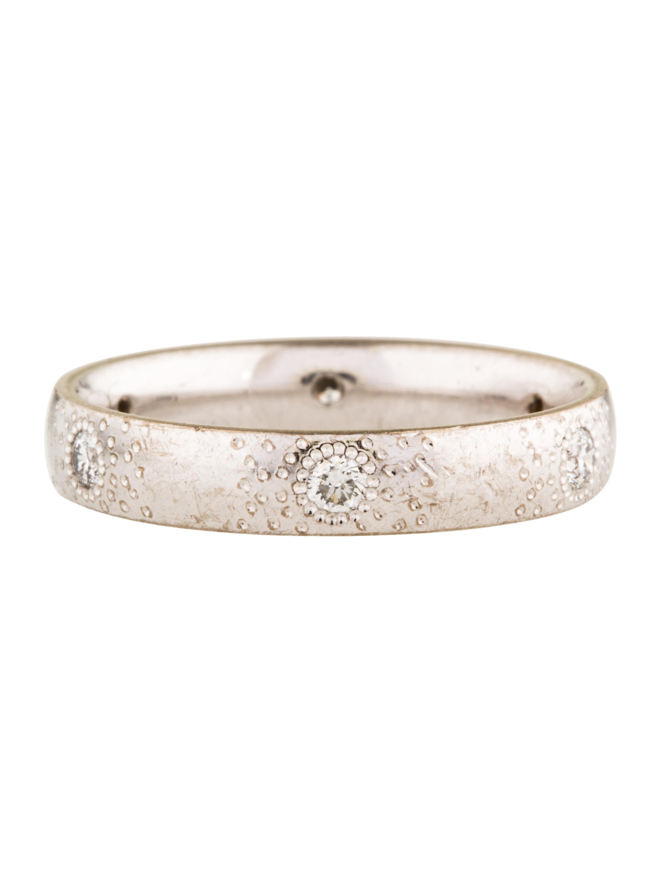 De Beers 18kt white gold Talisman diamond ring - Unavailable HfJqUyp0H1