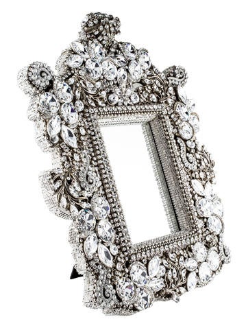 Cloutier Swarovski Crystal Mirror