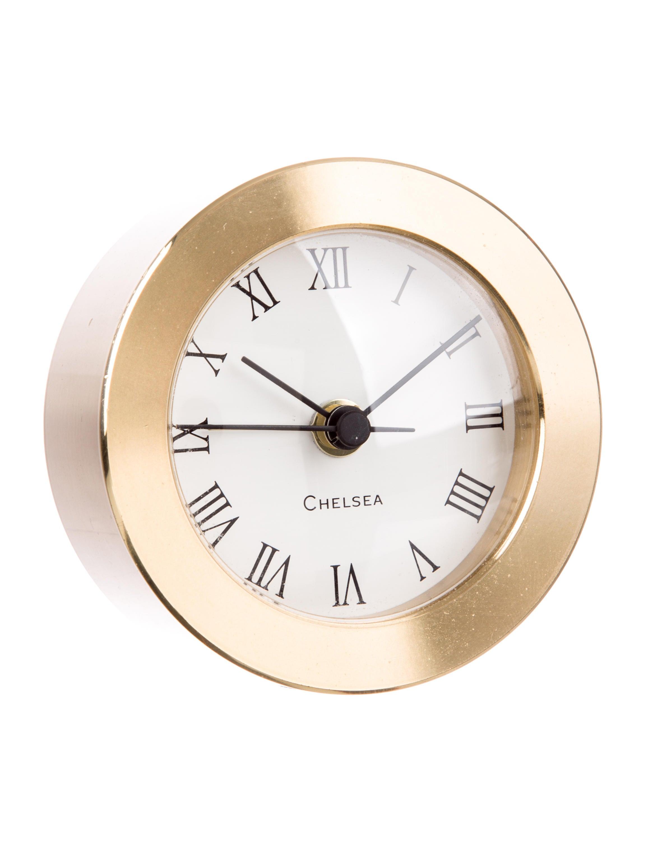 Chelsea Desk Clock
