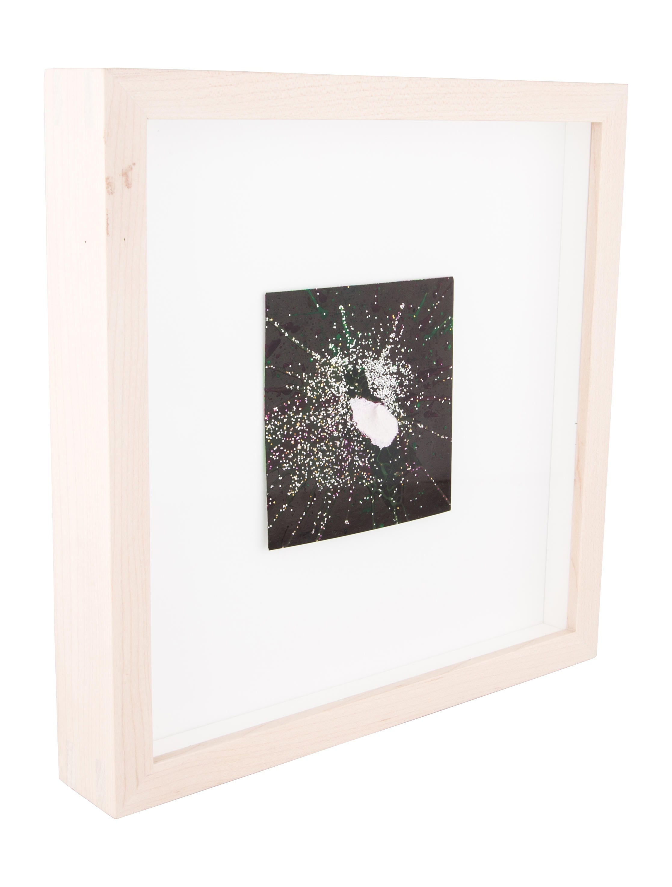 Abstract Glitter Framed Picture - Decor And Accessories - DECOR20611 ...