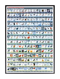 Decor Vitra Design Museum Collection Framed Poster