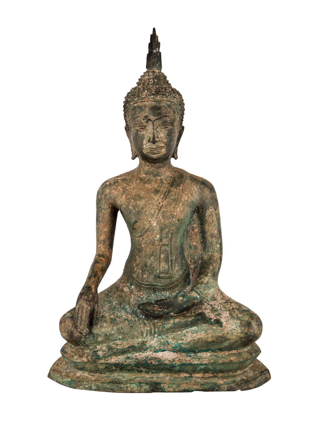 Bronze Sitting Buddha Decor And Accessories Decor21209 The Realreal