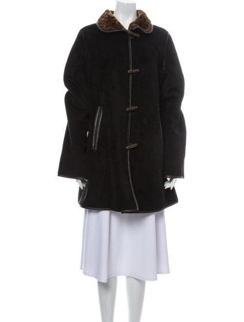 Dennis Basso Coat Black