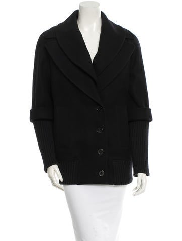Derek Lam Wool Coat None