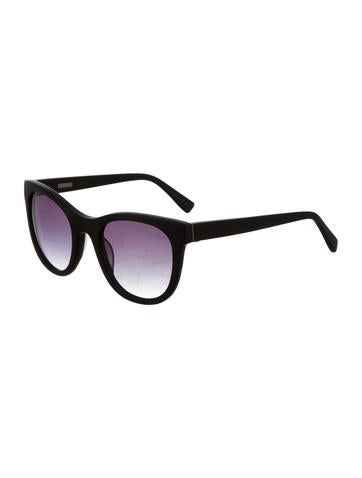 Haley Cat-Eye Sunglasses