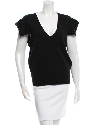 Derek Lam Cashmere Knit Top w/ Tags None