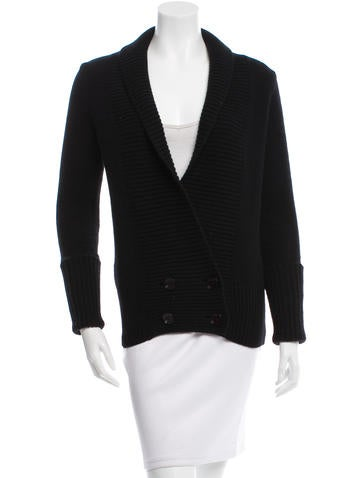 Derek Lam Double-Breasted Cardigan None