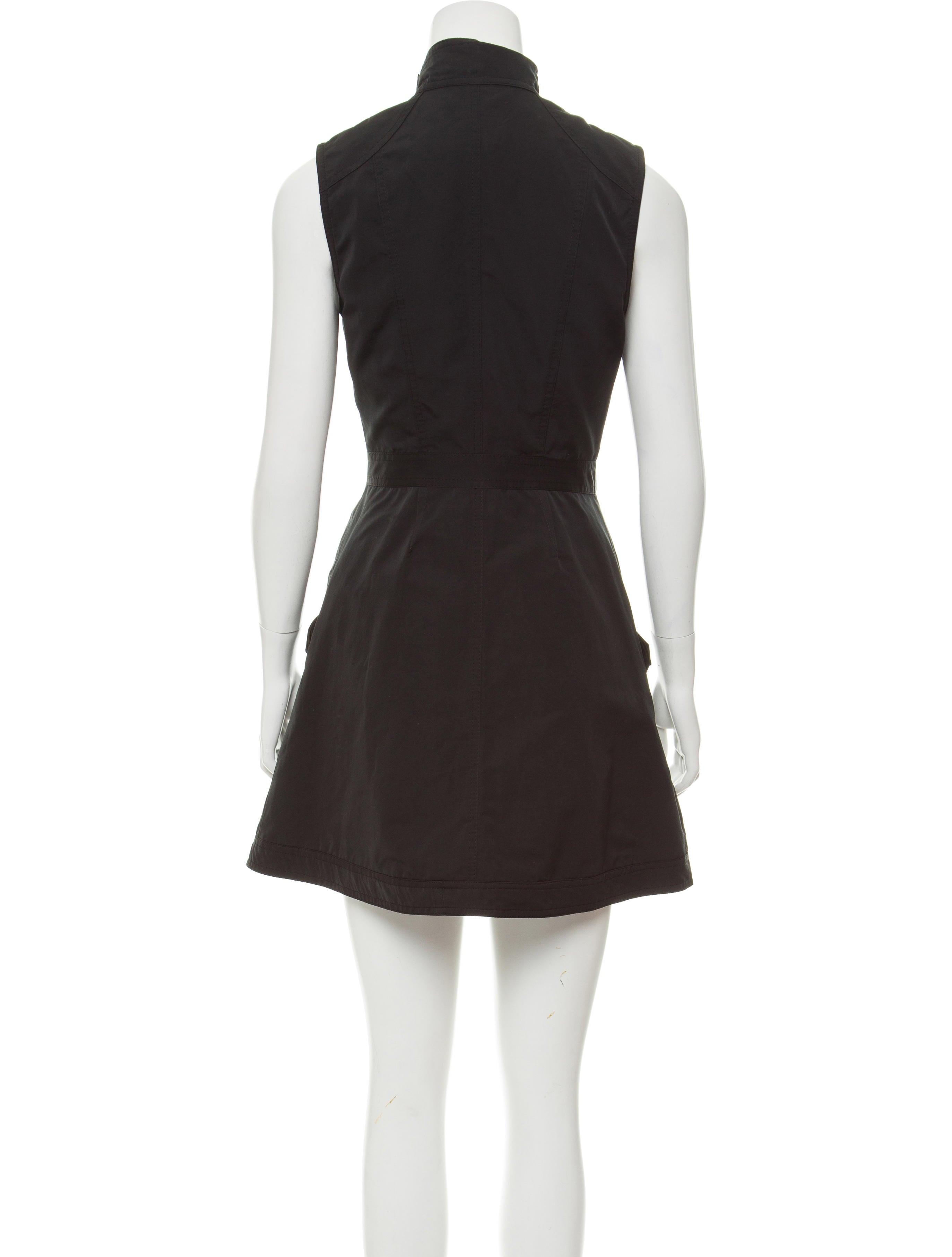 Derek Lam Sleeveless Mini Dress - Clothing