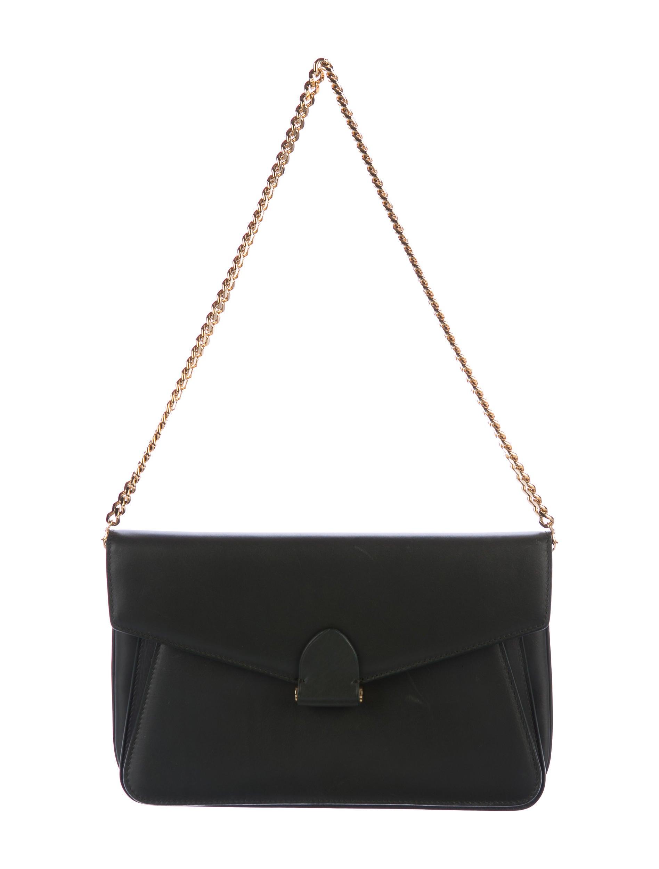 derek lam leather francis bag handbags der30360 the realreal. Black Bedroom Furniture Sets. Home Design Ideas